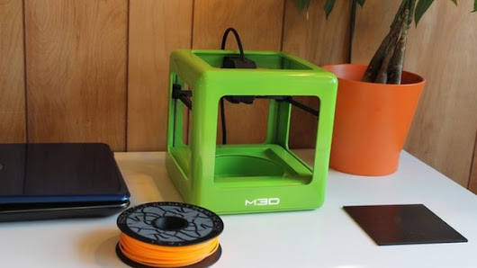 $299 3D Printer Achieves Kickstarter Goal In Minutes