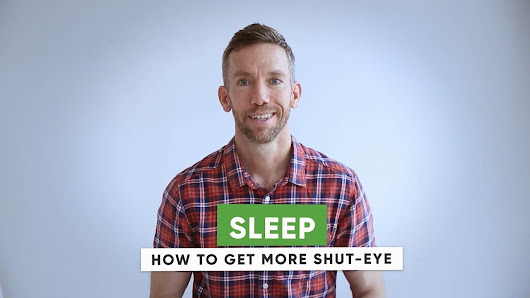 Sleep: How to Get More Shut-Eye - SoleFit