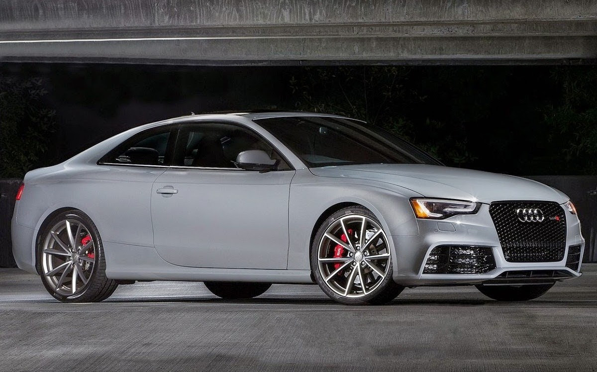 2019 Audi RS5 Coupe Sport Edition exterior design images review | Best ...