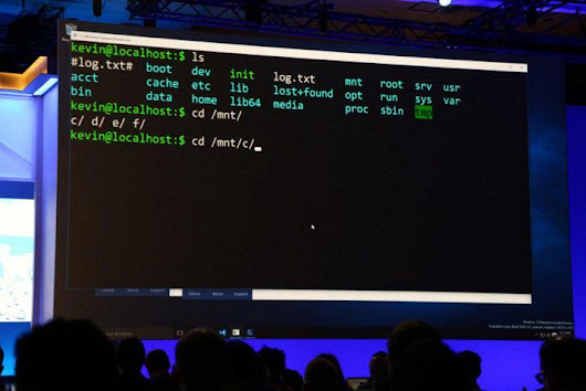 Windows 10 integrará Ubuntu Bash | Command Line