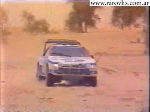 Rally Paris Dakar (1988)