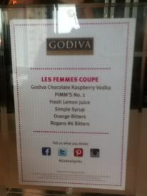 Godiva Spirits Mom Blogger Luncheon