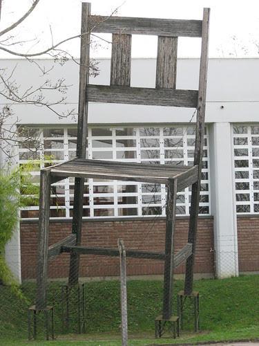 Cadeira conceito