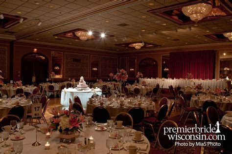 Milwaukee Reception sites 101/Ballrooms/ Wedding Reception