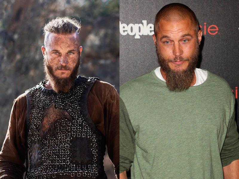 Vikingos Así Son Los Actores Fuera De La Serie Sensacinecom