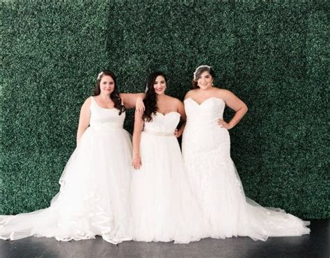 The perfect bridesmaid gown styles for curvy ladies   The