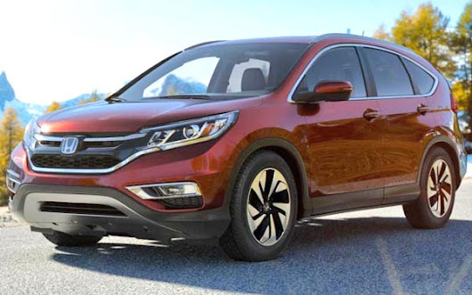 2015 Honda CR-V - New SUV Under $25000 - Review