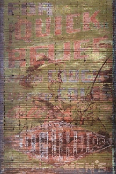 Fading Ads of Philadelphia by Lawrence O'Toole | Ghostsigns