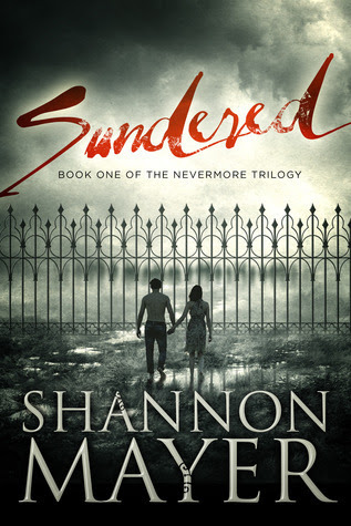 Sundered (The Nevermore Trilogy #1)