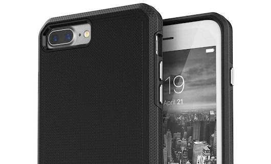 Jaagd iPhone 7 Plus case is tough, slender and affordable.