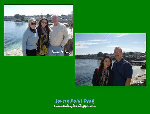 lovers point park linda,serge,clayton