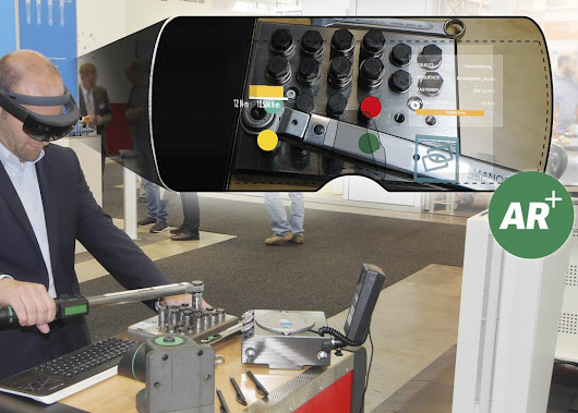 Augmented reality to complement torque technology