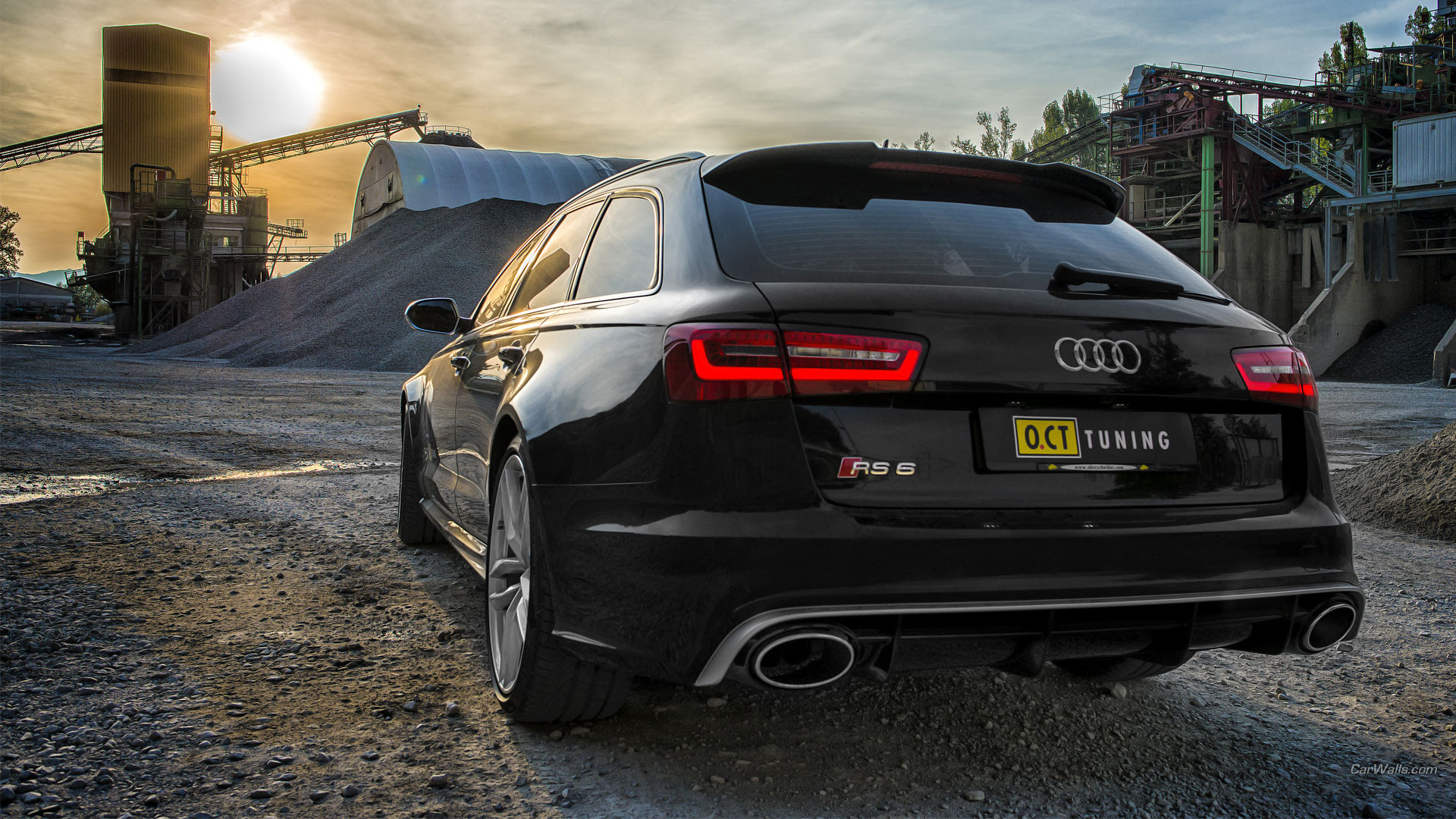 Alpha Coders Wallpaper Abyss Véhicules 2013 Audi RS6 By O.CT Tuning ...