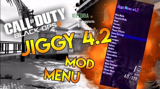 Cod bo2 mod menu download