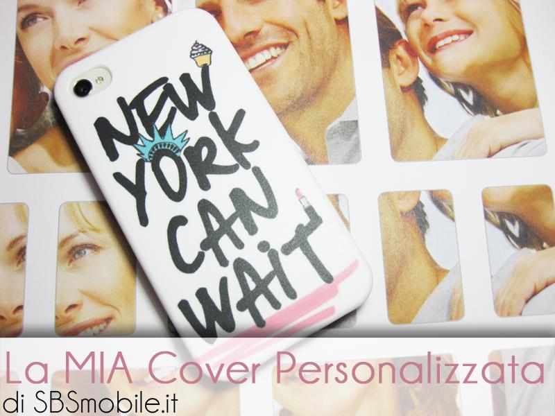 La mia cover personalizzata new york can wait beauty for La mia casa personalizzata