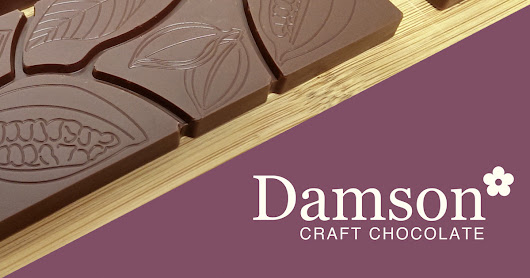 Damson Chocolate - London Bean-to-Bar Chocolate