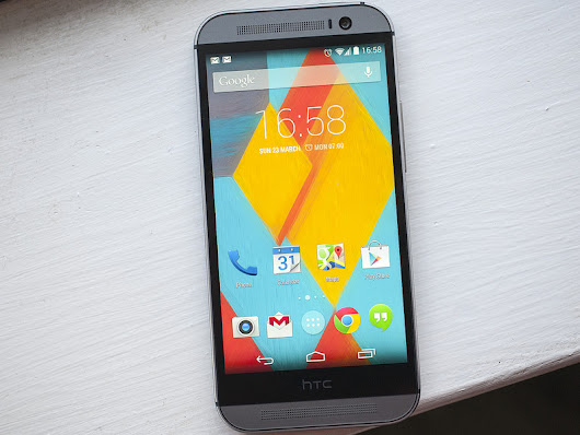 I Had An HTC One M8 For Two Days and Loved It