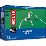 CLIF Bar Chocolate Chip Energy Bars - 12ct