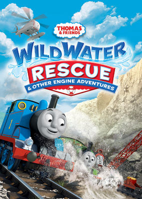 Thomas & Friends: Wild Water Rescue &...