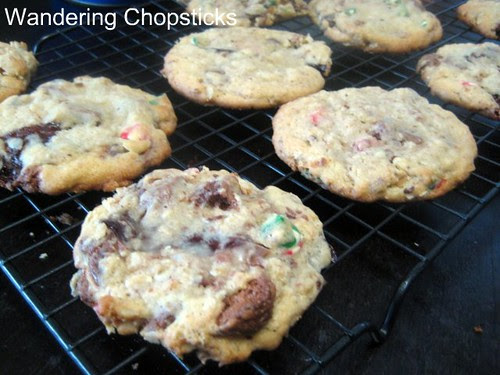 Everything but the Kitchen Sink Cookies 5