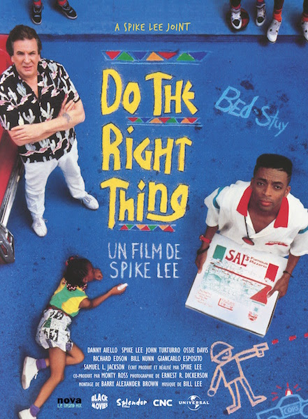 Ressortie / Do The Right Thing de Spike Lee : critique | CineChronicle