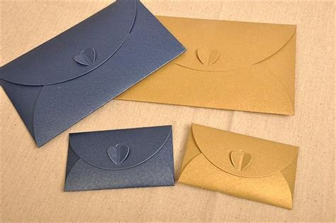 Fashion Pearl Paper Envelope Wedding Invitation Card Gift