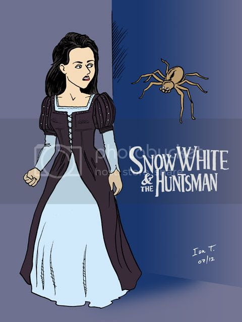 Snow White and the Huntsman by Ian C. Thomas