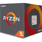 AMD Ryzen 5 1600 3.2 GHz 6-Core Processor - 16 MB - Socket AM4 - Retail