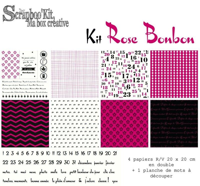 Kit Rose Bonbon