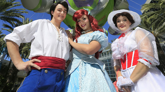 Disney Halloween costumes: Send us your photos