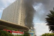 Cerita soal Tangga Darurat yang Gelap dan Penuh Asap Saat Kebakaran di Cinere Bellevue