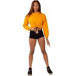 Stashitware Stash Pocket Underwear, Deep Pocket Women's Boy Brief Black