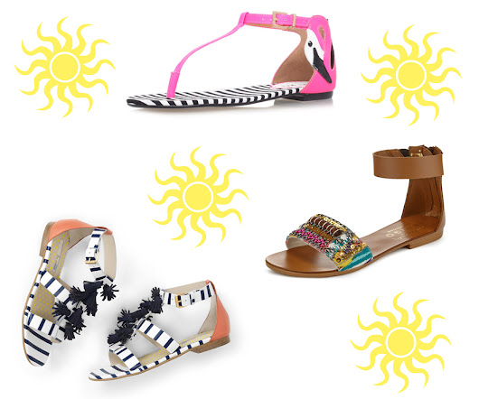Shoe Day - Part 67: Summer Lovin Sandals - Lizaboo
