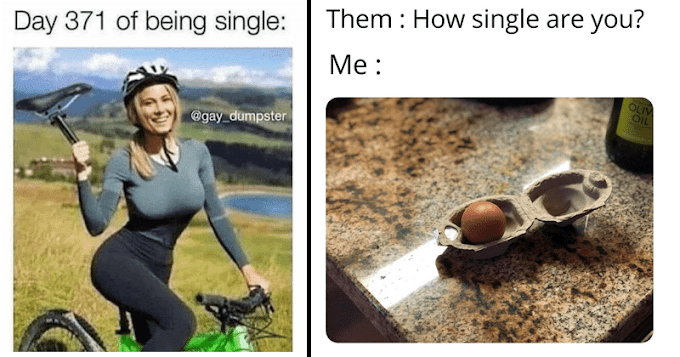 Memes And Tweets In 'Celebration' Of Singles Day