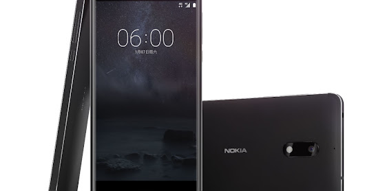 Nokia brand launches its first Android smartphone
