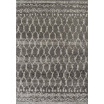 "Dalyn Rocco RC5 Area Rug | Charcoal | 9'6""X13'2"" Rectangle"