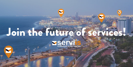 Are you a Professional? See how to register to Serviis in just few steps!