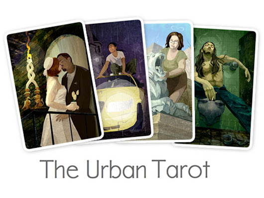 The Urban Tarot Deck by Robin Scott — Kickstarter