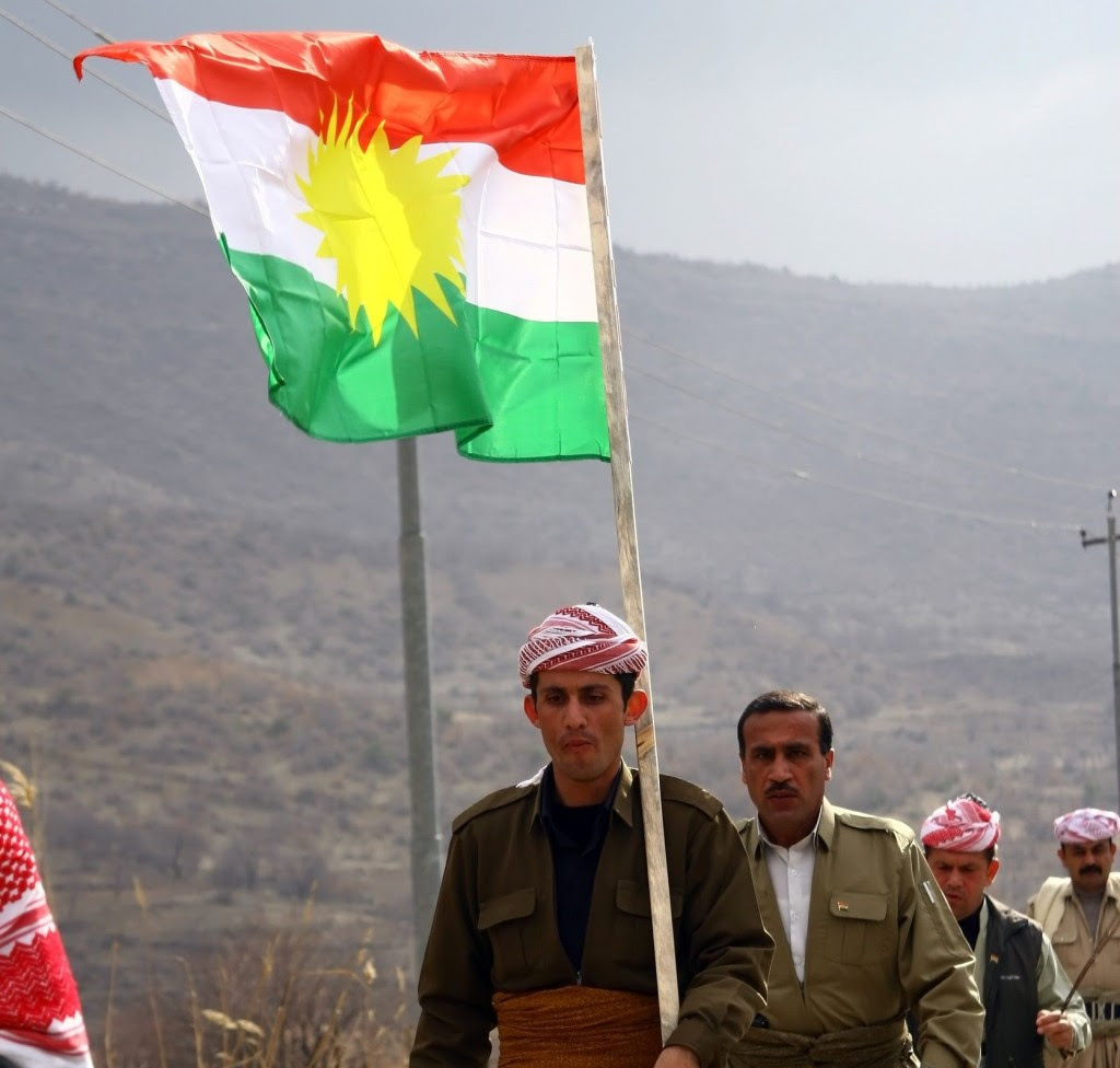 Sub-states like Iraqi Kurdistan seem more real than the recognized countries. Photo: homeros/123RF