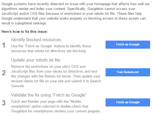 Gooblebot Can't Access Your Site Webmaster Tools Alert