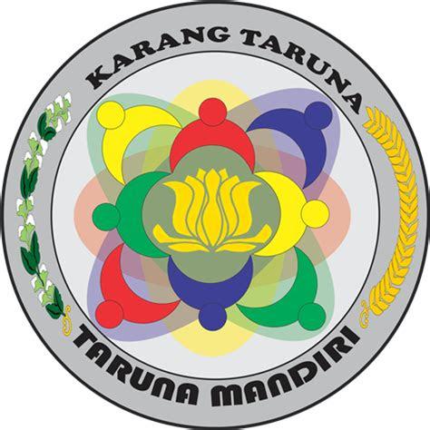 makna logo karang taruna taruna mandiri taruna mandiri