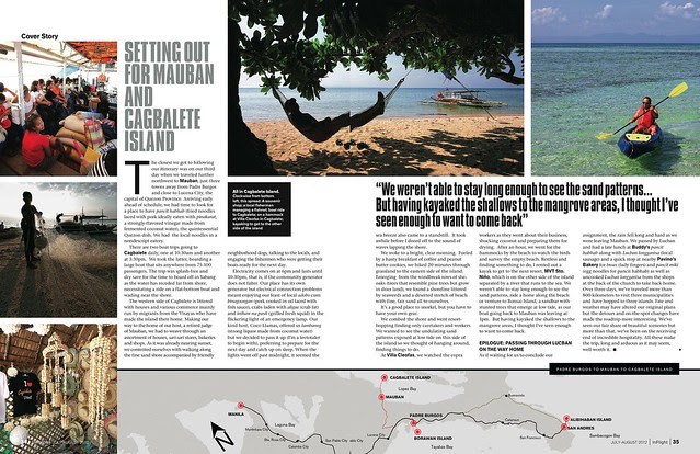 InFlight July-August 2012 Cover Story Page 7