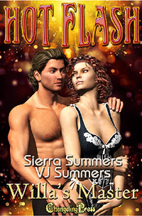 House of MonMarte: Willa's Master by Violet   Summers