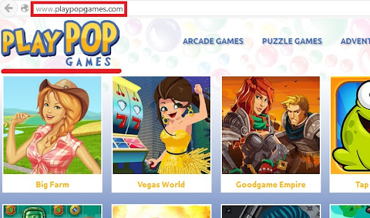 Remove Play Pop Games Pop-up Ads from Chrome/Firefox/IE