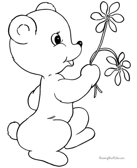 cute printable coloring sheet pictures