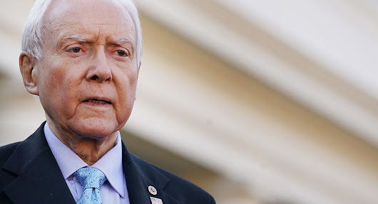 Hatch to McCain: Invite Trump to your funeral - POLITICO