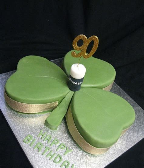 Top St. Patrick's Day Cakes   CakeCentral.com