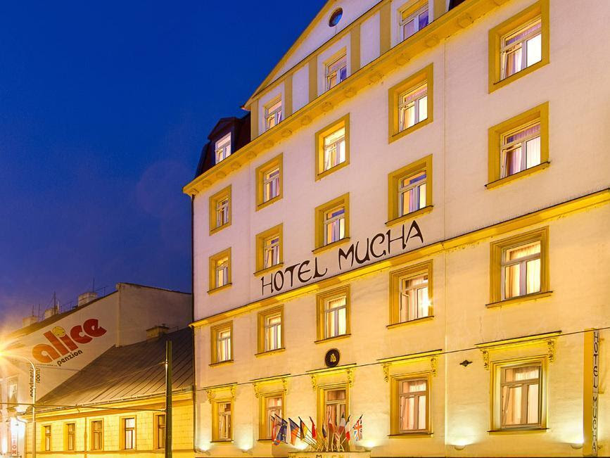 Hotel Mucha Reviews