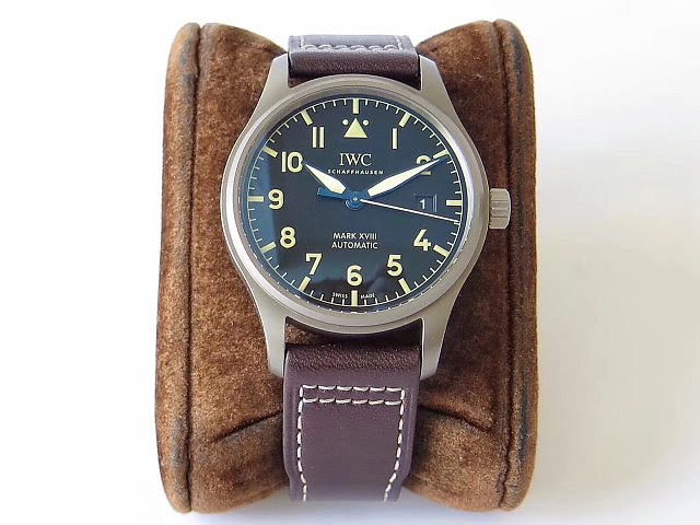 Replica IWC Mark XVIII Titanium Watch