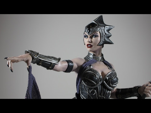 Sideshow Collectibles Evil-Lyn Masters of the Universe exclusive statue